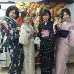 着物レンタル団体割引と京都東山花灯路2016年3月12日5