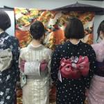 着物レンタル団体割引と京都東山花灯路2016年3月12日6