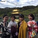着物レンタル団体割引と京都東山花灯路2016年3月12日7