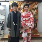 着物レンタルで雨の京都も風情があって良いものです!2016年3月14日1