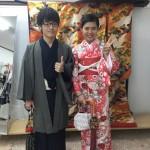 着物レンタルで雨の京都も風情があって良いものです!2016年3月14日2