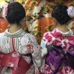着物レンタルで雨の京都も風情があって良いものです!2016年3月14日5