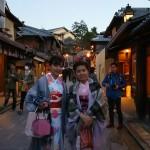 春休み!着物レンタルで京都を満喫♪2016年3月15日22