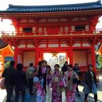 春休み!着物レンタルで京都を満喫♪2016年3月15日25