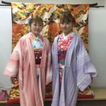 春の着物レンタル!団体割引大活躍!!2016年3月16日5