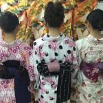 春の着物レンタル!団体割引大活躍!!2016年3月16日16