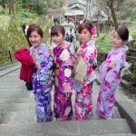 春の着物レンタル!団体割引大活躍!!2016年3月16日24