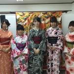 カップルと卒業旅行で京都の着物レンタル2016年3月17日1