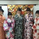 カップルと卒業旅行で京都の着物レンタル2016年3月17日2