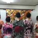 カップルと卒業旅行で京都の着物レンタル2016年3月17日3