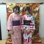 大盛況!着物レンタル三連休最終日!知恩院で桜が!2016年3月21日1