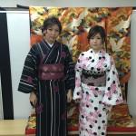 大盛況!着物レンタル三連休最終日!知恩院で桜が!2016年3月21日20