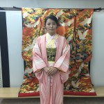 大盛況!着物レンタル三連休最終日!知恩院で桜が!2016年3月21日8