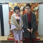 大盛況!着物レンタル三連休最終日!知恩院で桜が!2016年3月21日9