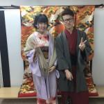 大盛況!着物レンタル三連休最終日!知恩院で桜が!2016年3月21日10