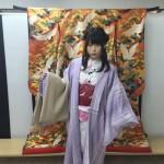 大盛況!着物レンタル三連休最終日!知恩院で桜が!2016年3月21日17