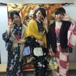 京都で桜の開花宣言!着物レンタルで清水寺へ♪2016年3月23日2