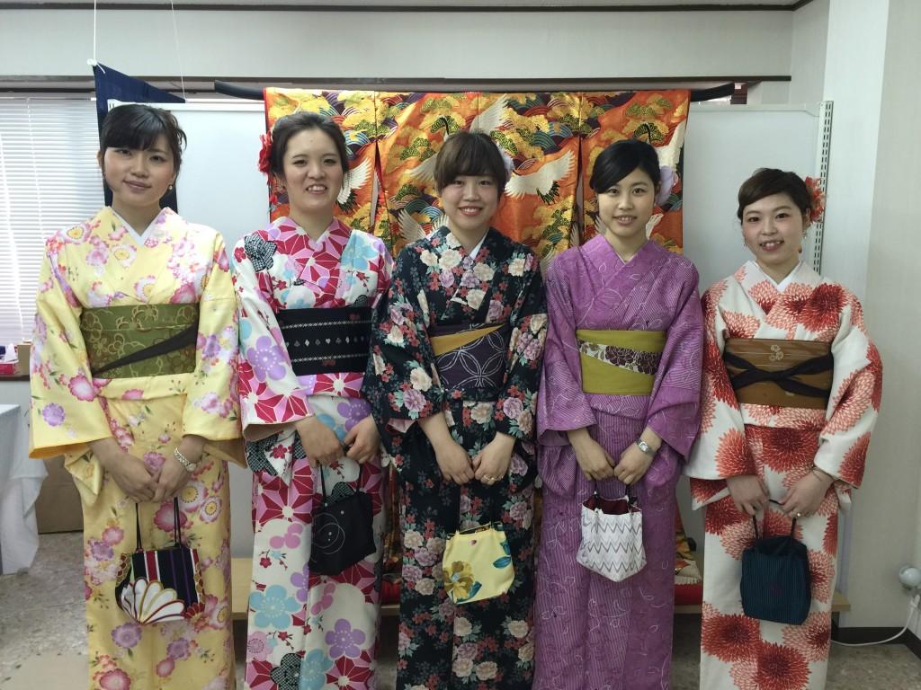 春の京都!みんなで着物レンタル!2016年3月24日1