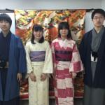 春の京都!みんなで着物レンタル!2016年3月24日14