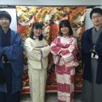 春の京都!みんなで着物レンタル!2016年3月24日15