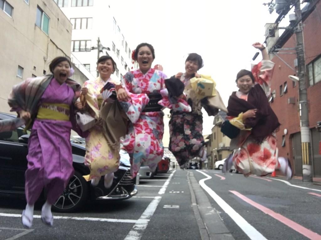 春の京都!みんなで着物レンタル!2016年3月24日27
