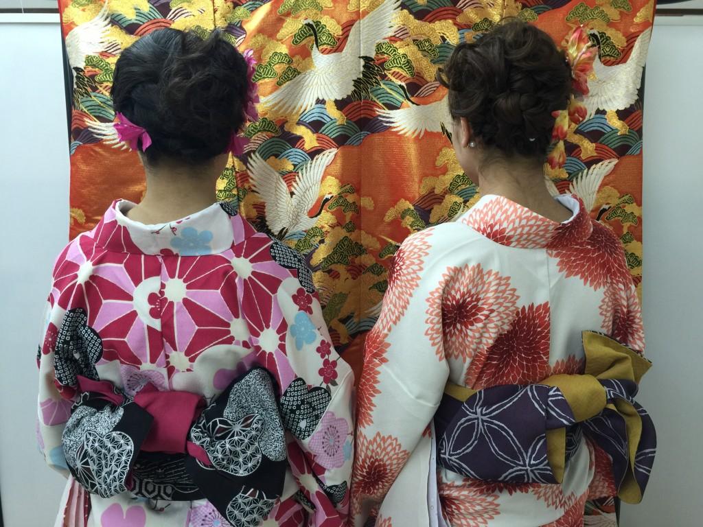 着物レンタルで清水寺・祇園散策大人気!3