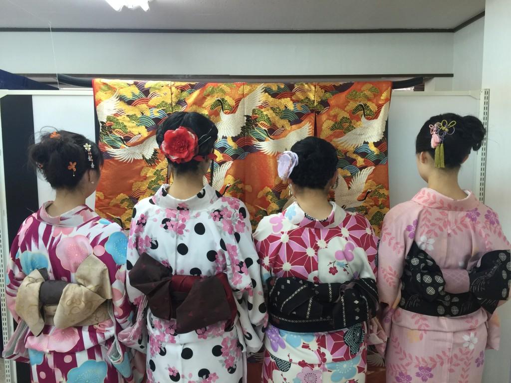 着物レンタルで清水寺・祇園散策大人気!11