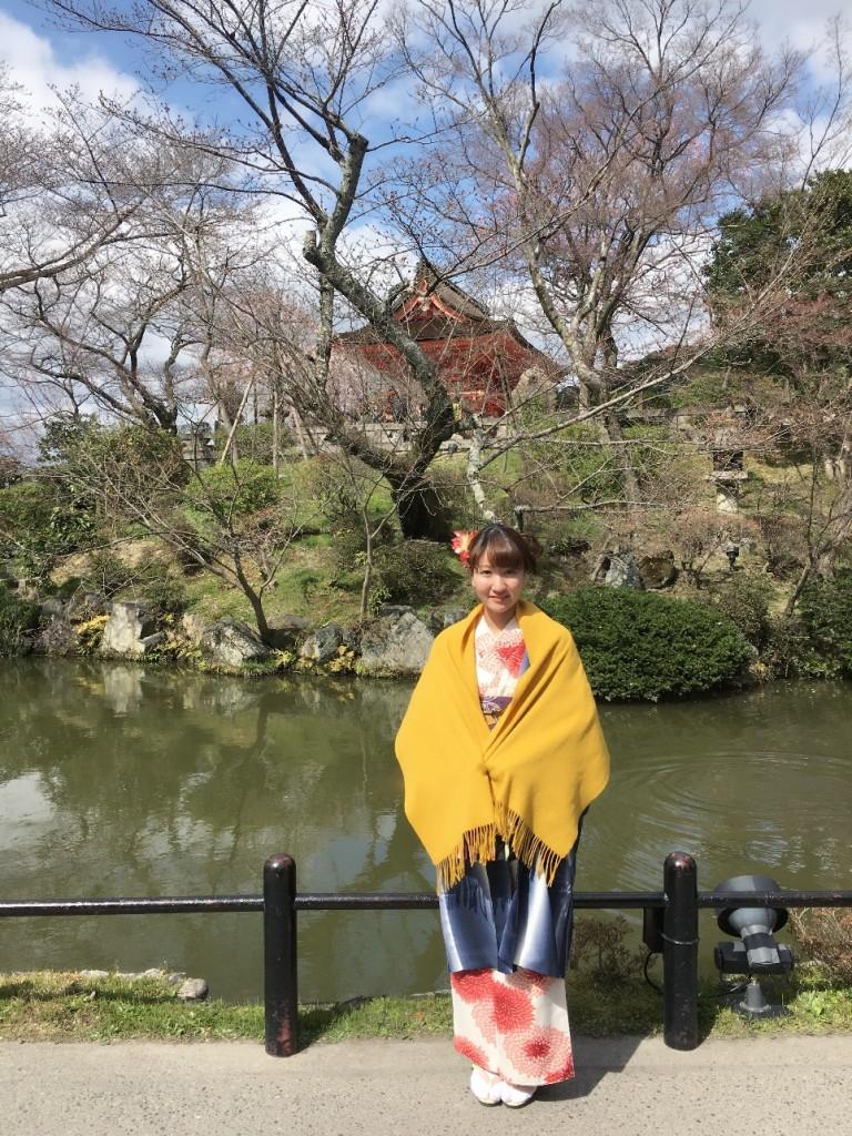 着物レンタルで清水寺・祇園散策大人気!15