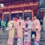 着物レンタルで清水寺・祇園散策大人気!18
