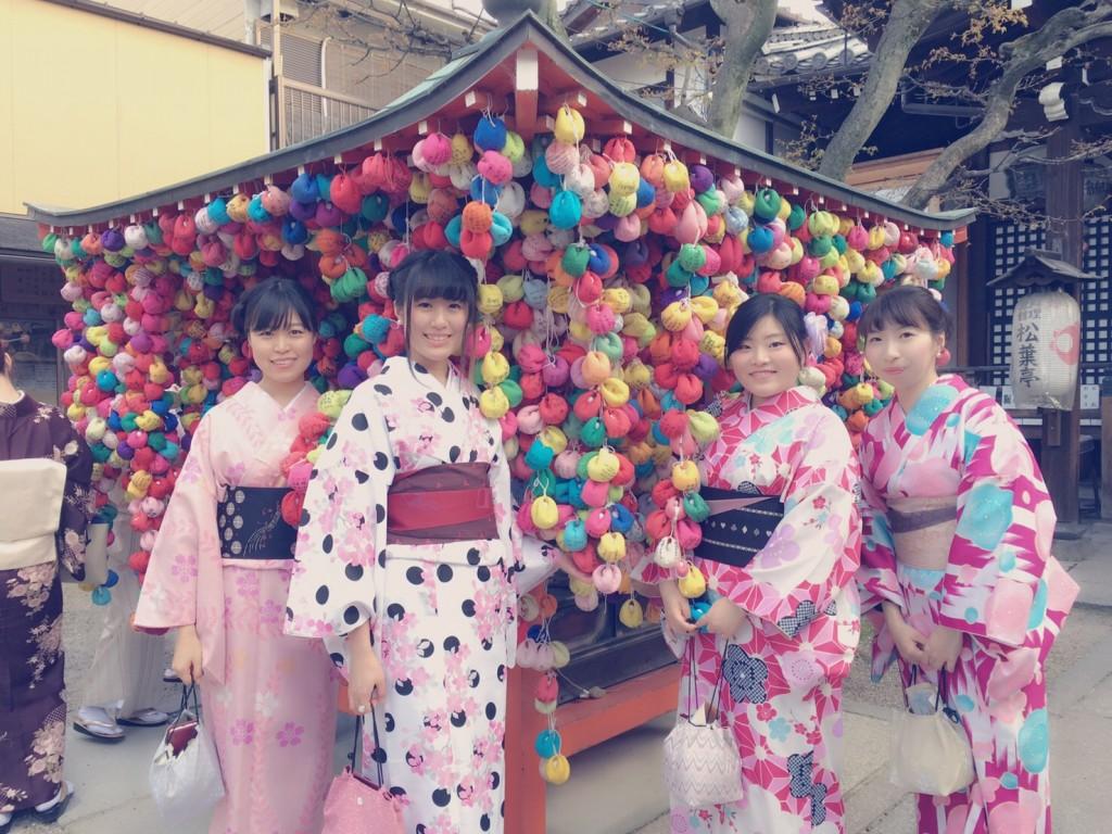 着物レンタルで清水寺・祇園散策大人気!19