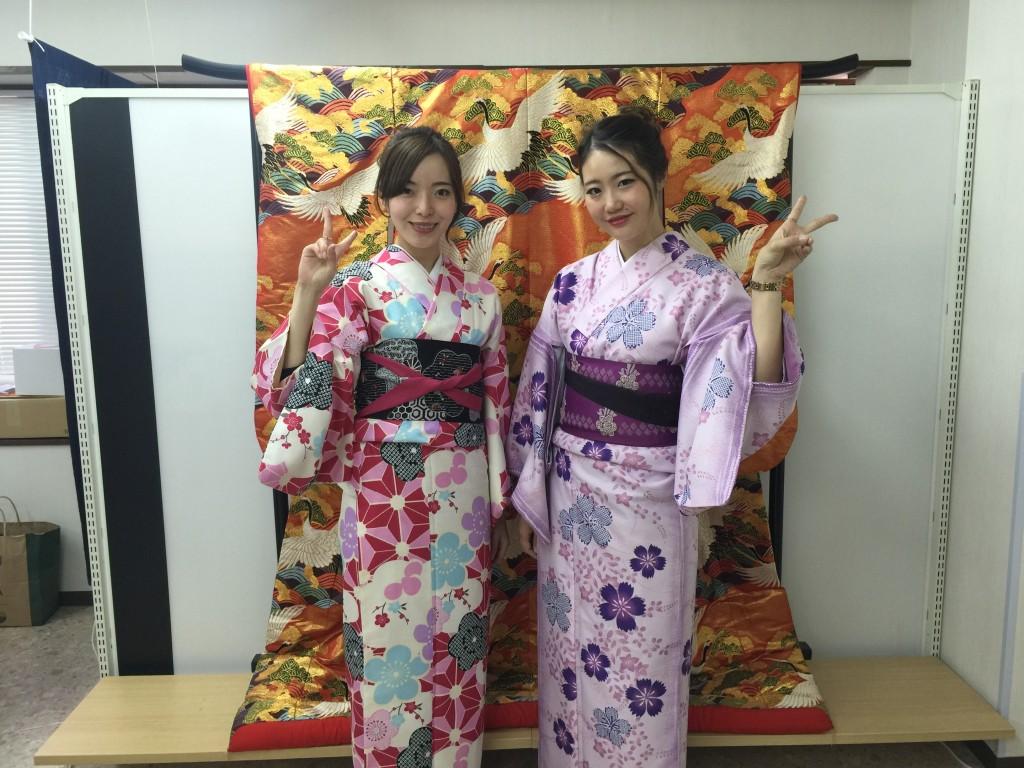 京都祇園白川の桜と着物レンタル2016年3月26日2