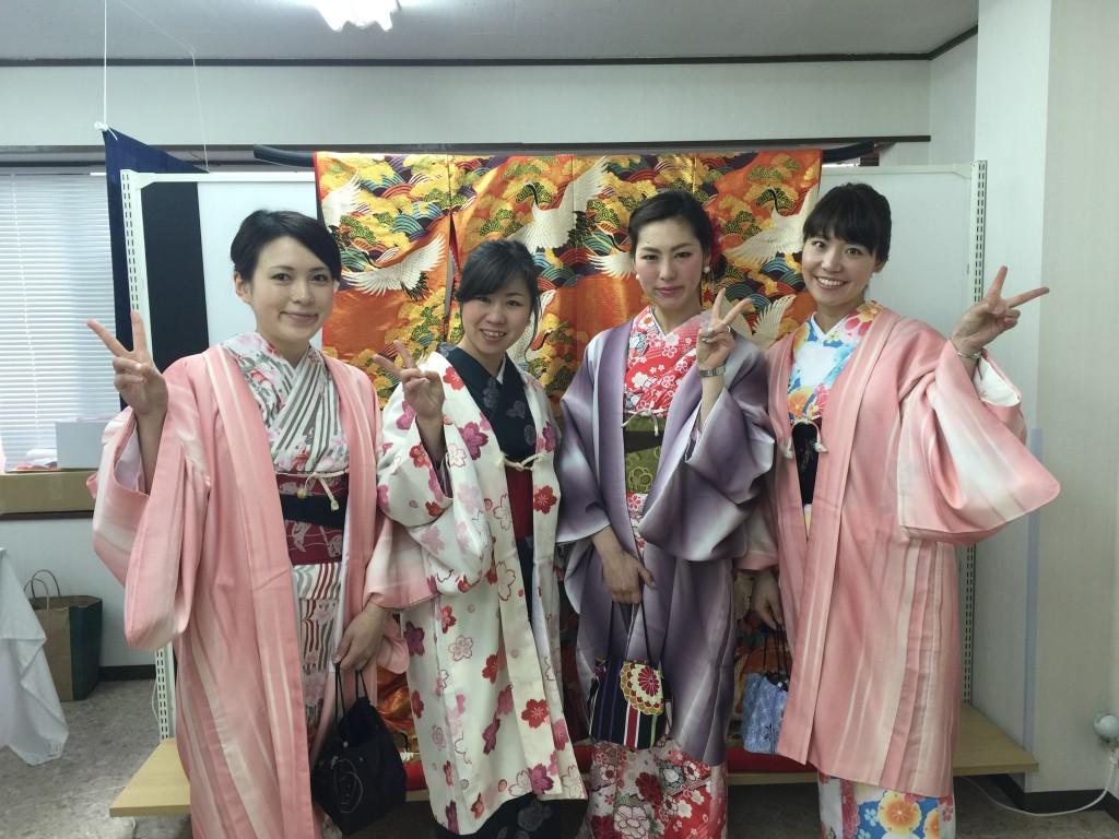 京都祇園白川の桜と着物レンタル2016年3月26日14