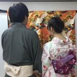 京都祇園白川の桜と着物レンタル2016年3月26日5