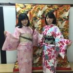 京都祇園白川の桜と着物レンタル2016年3月26日13