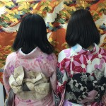 京都祇園白川の桜と着物レンタル2016年3月26日15