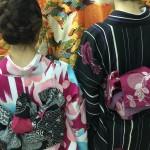着物レンタルで桜もう少しで満開の京都を散策♪8