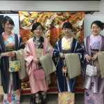 着物レンタルで桜もう少しで満開の京都を散策♪9