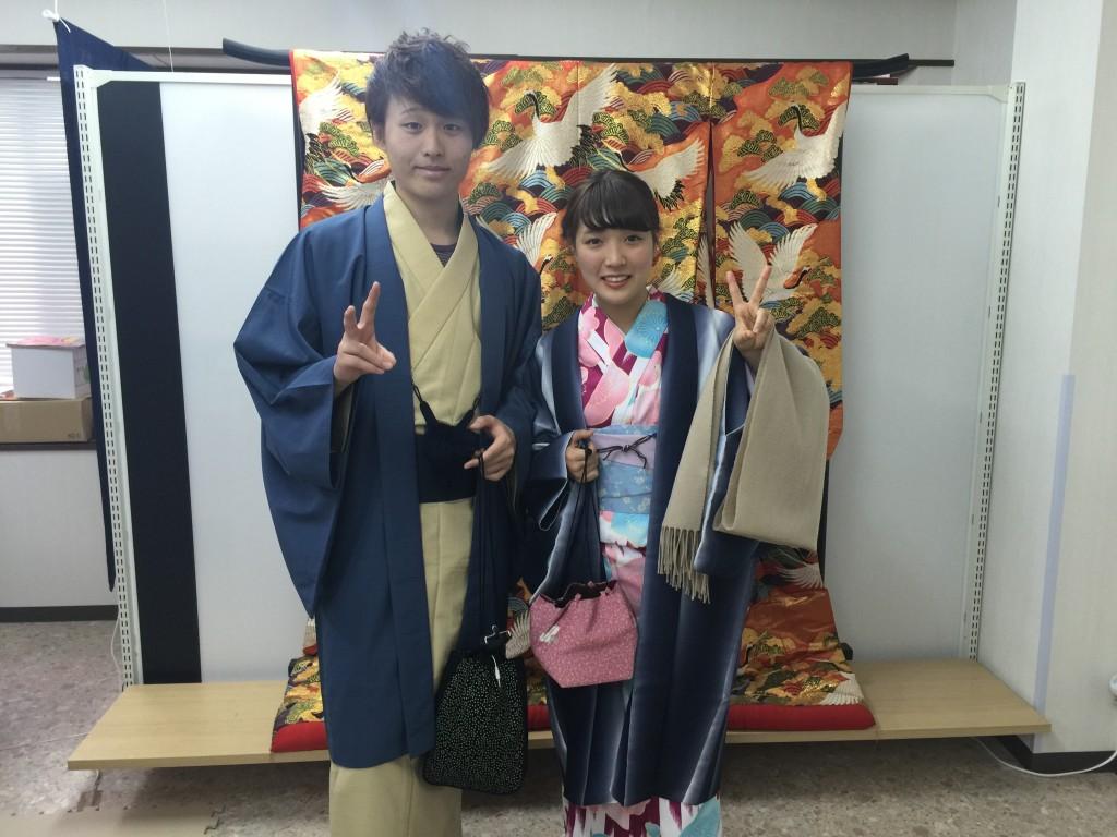 インドネシアからの団体様!春の京都を着物レンタルで満喫♪2016年3月28日2