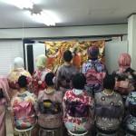 インドネシアからの団体様!春の京都を着物レンタルで満喫♪2016年3月28日5