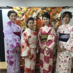インドネシアからの団体様!春の京都を着物レンタルで満喫♪2016年3月28日7