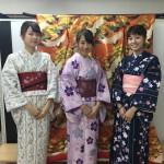 インドネシアからの団体様!春の京都を着物レンタルで満喫♪2016年3月28日14