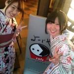 インドネシアからの団体様!春の京都を着物レンタルで満喫♪2016年3月28日18