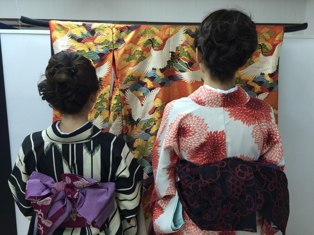 もうすぐ春休み終了!その前に京都で着物レンタル♪2016年3月29日3