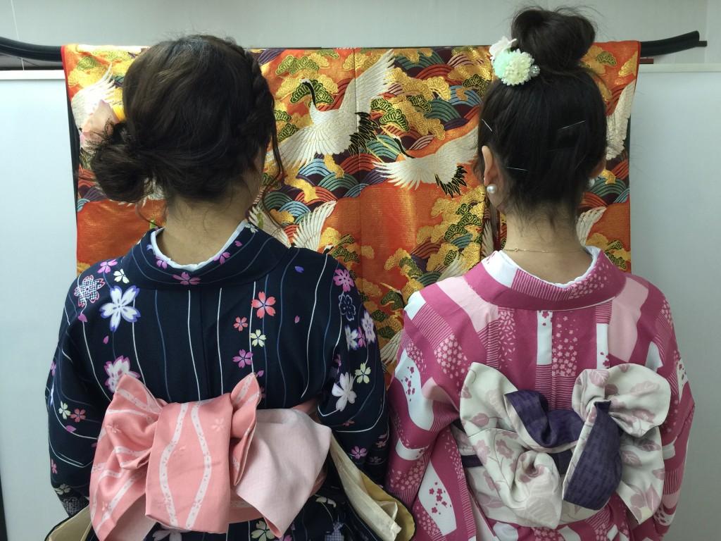 もうすぐ春休み終了!その前に京都で着物レンタル♪2016年3月29日12