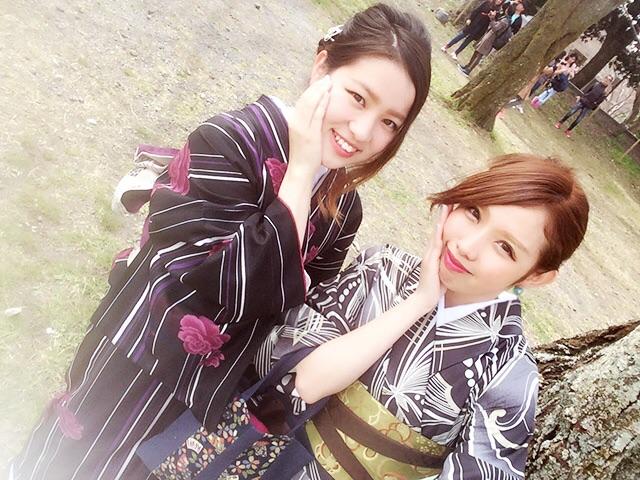 もうすぐ春休み終了!その前に京都で着物レンタル♪2016年3月29日7