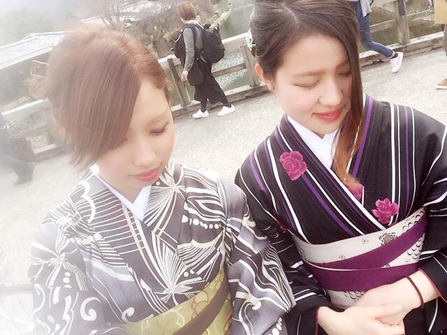 もうすぐ春休み終了!その前に京都で着物レンタル♪2016年3月29日9