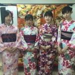 もうすぐ春休み終了!その前に京都で着物レンタル♪2016年3月29日10