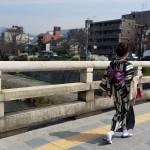 もうすぐ春休み終了!その前に京都で着物レンタル♪2016年3月29日15