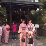 京都の桜満開までもうすぐ!着物レンタル古都6