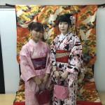 各地で桜の開花宣言!京都レンタルきもの古都2016年3月31日18